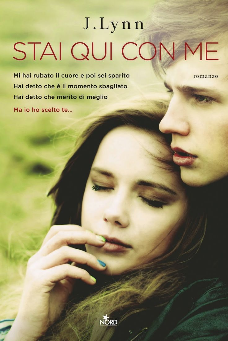 Stai qui con me di J. Lynn un libro romantico, emozionate se volete leggere la mia recensione l'ha trovate qui: http://libricheamore.blogspot.it/2014/11/stai-qui-con-me-di-j-lynn.html