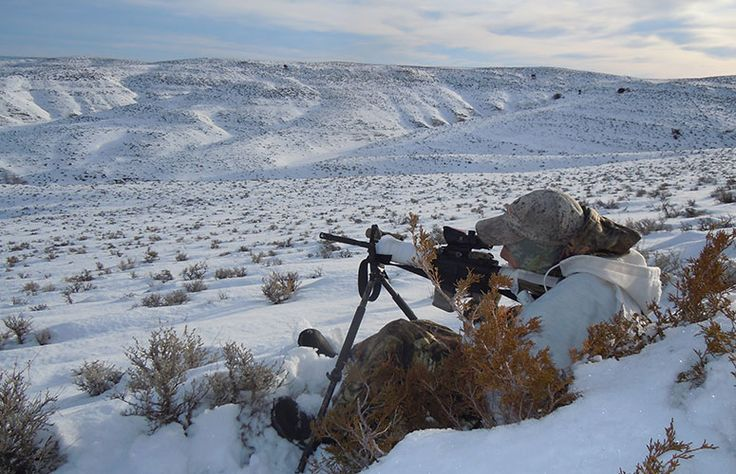 If you fail to use terrain to your advantage, be prepared for defeat. This topic has been coming up a lot recently when predator hunting.  #coyote #hunting  https://www.facebook.com/dzrtdefense/