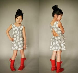 too cute! white and grey dress for little girls.: Little Girls, Kids Littlegirls, Kids Clothes, Awesome Patterns, So Cute, Baby Girl, Children, Adorable Patterns
