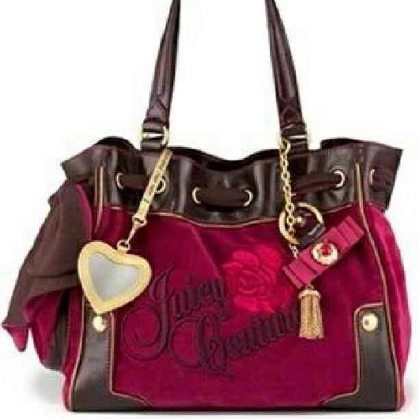 Juicy Couture - I have this in Brown