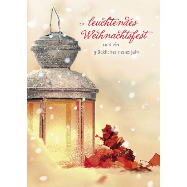 Leuchtendes Weihnachtsfest/Bild1