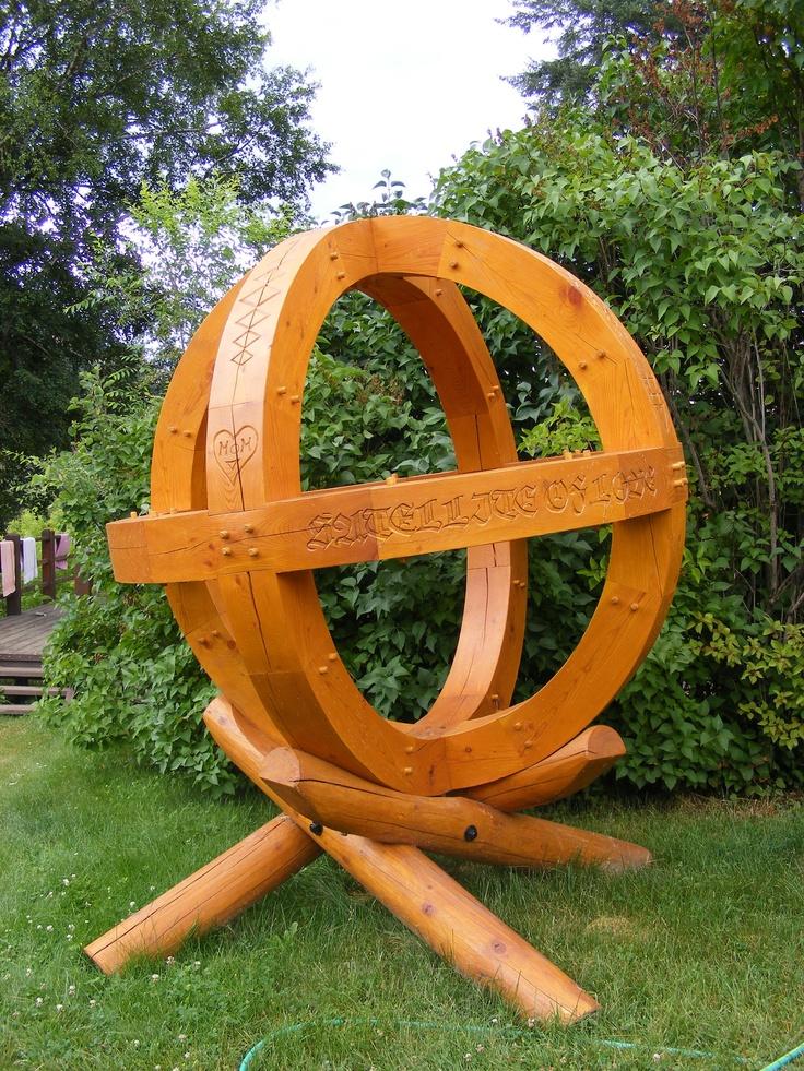 Timber Globe