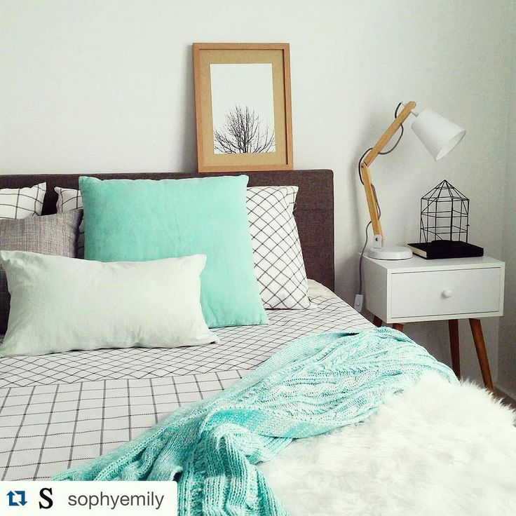 How absolutely lovely is this bedroom! Styled by @sophyemily (seriously seriously gorgeous! you're a clever lady!) • • • I spot the @kmartaus 'Pixar' lamp I featured earlier & the trent quilt... Gorrrrrr gussss!!!! ✨ #iheartkmart #kmartstyling