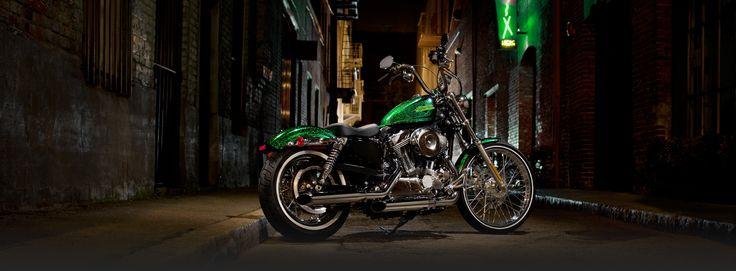 2013 Sportster® Seventy-Two™ | Custom Chopper | Harley-Davidson USA