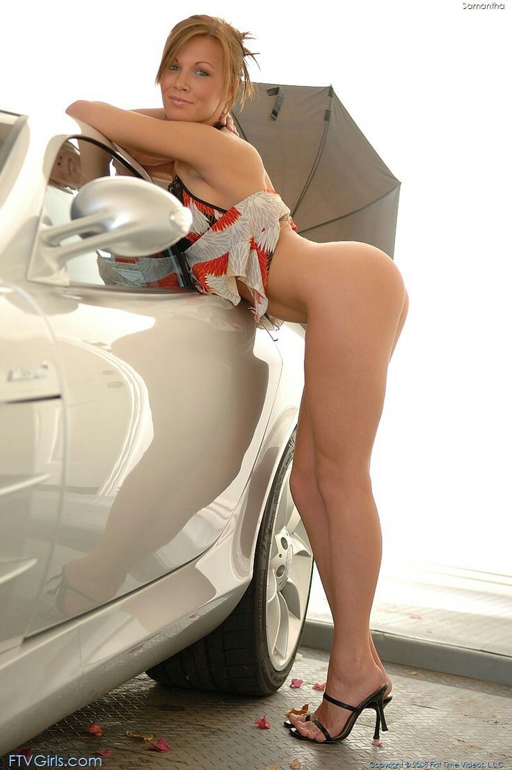 Redhead Girl Car Sex