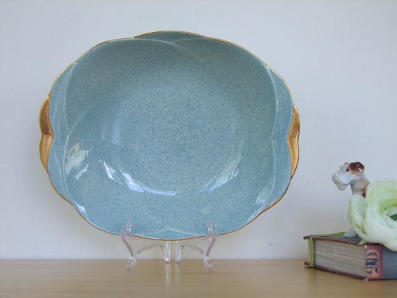 Vintage Royal Winton Grimwades Serving Bowl/Dish/Platter - Vintage Homewares/English China