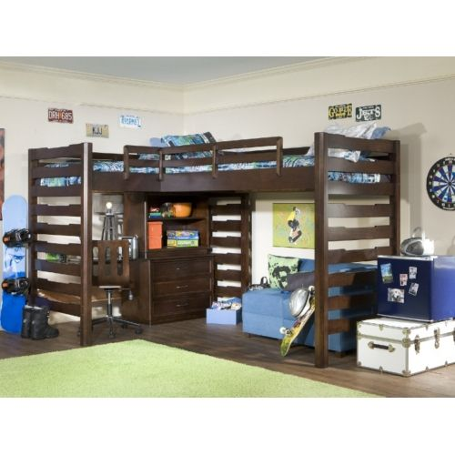 Solutions Dual Loft Bunk Bed Hom Furniture For The Roof Over Our Heads Pinterest Loft