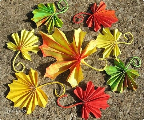 Master class, crafts, product Bumagoplastika: Danced in the alley autumn boston .....  Paper, wire Teacher's Day, beginning of the school year, the Feast of the fall.  Photo 4