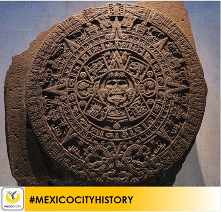 Visita la Ciudad de México y ubica el Museo de Antropología donde encontraras grandes civilizaciones