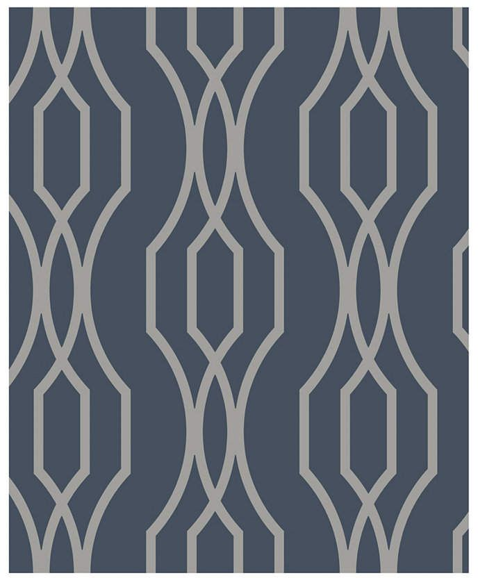 Brewster Home Fashions Coventry Trellis Wallpaper 396 X 20 5 X 0 025 Reviews All Wall Decor Home Decor Macy S Trellis Wallpaper Paintable Wallpaper House Styles