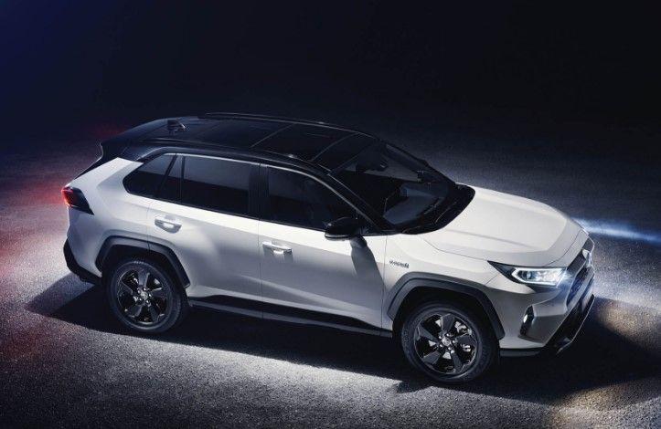 2020 Toyota Rav4 Redesign And Specs New Toyota Rav4 Rav4 Hybrid Toyota Rav4