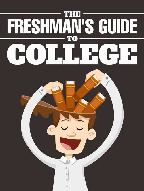 15 best servicios colateral images on pinterest branding count freshmans guide to college ebook get all the support and guidance you need to be a fandeluxe Image collections