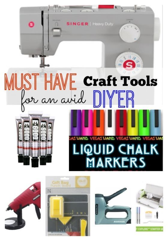 Some of my FAVORITE Craft Tools I couldn't live without! -- Tatertots and Jello for eBay (ad)