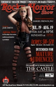 Ticket Discount: Rocky Horror Show at The Firehouse Theatre: July 19-August 19, 2012