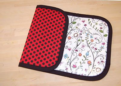 waterproof changing pad for diaper bag.