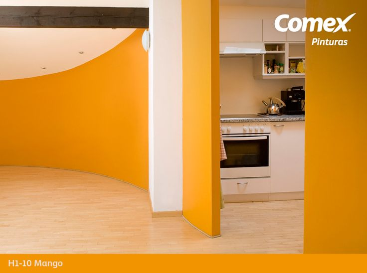 18 best orange kitchen images on pinterest kitchens for Colores para exteriores