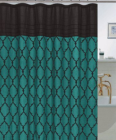 Love This Teal Riley Shower Curtain Hooks Set On Zulily Zulilyfinds