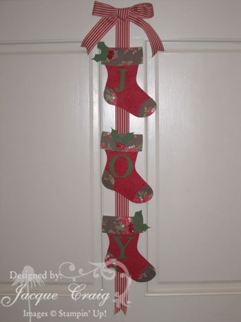Mixed media paper crafting merry christmas card - 17 Best Images About Die Stocking On Pinterest Gift