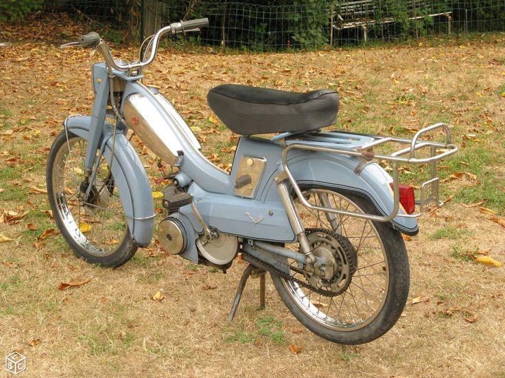 MOBYLETTE (Motobécane AV 88)