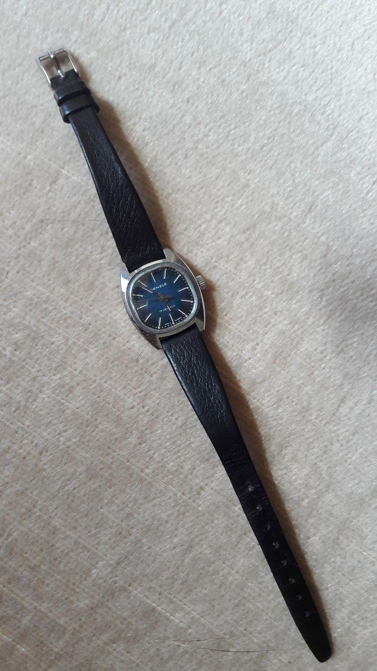 https://flic.kr/p/WXjewd | Kienzle Ladies Watch ~ Hirsch Strap | KIENZLE   Dames Horloge   17 Jewels