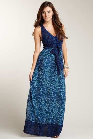 Blue dress rampage movie