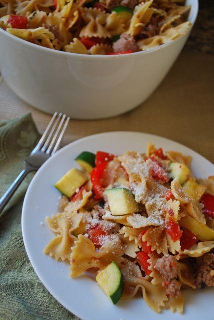 Turkey Pasta Primavera Recipes — Dishmaps