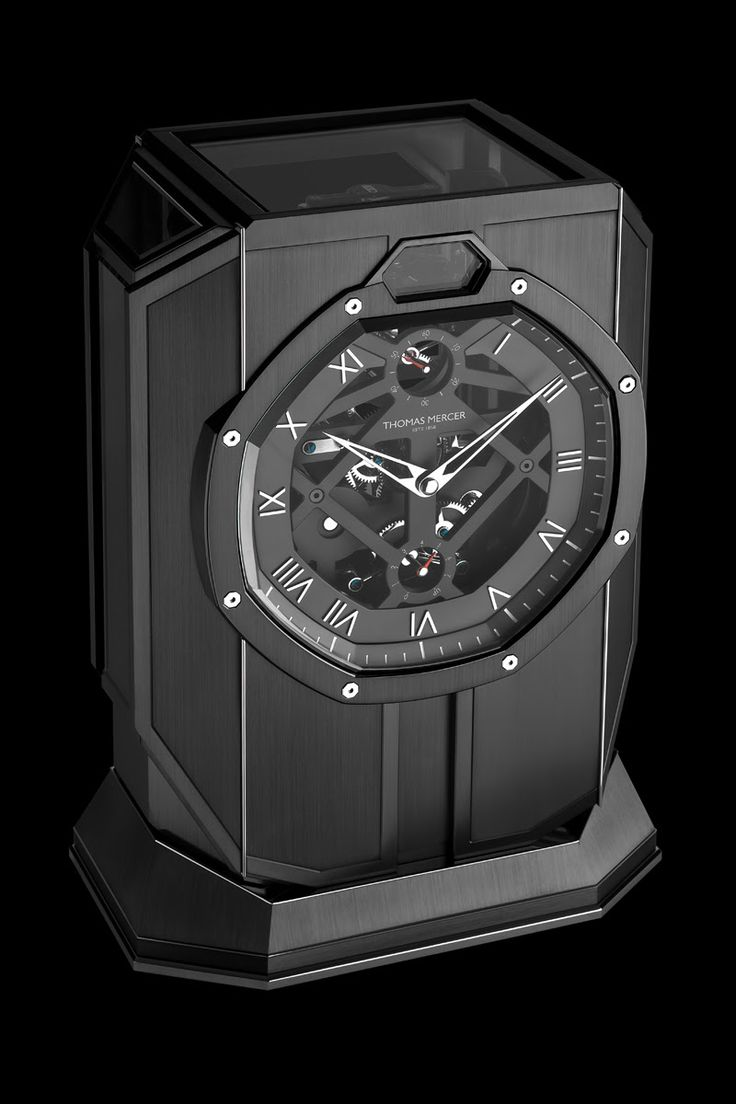 Thomas Mercer to Unveil Brittanica Black at Baselworld 2016 | Skipper ONDECK