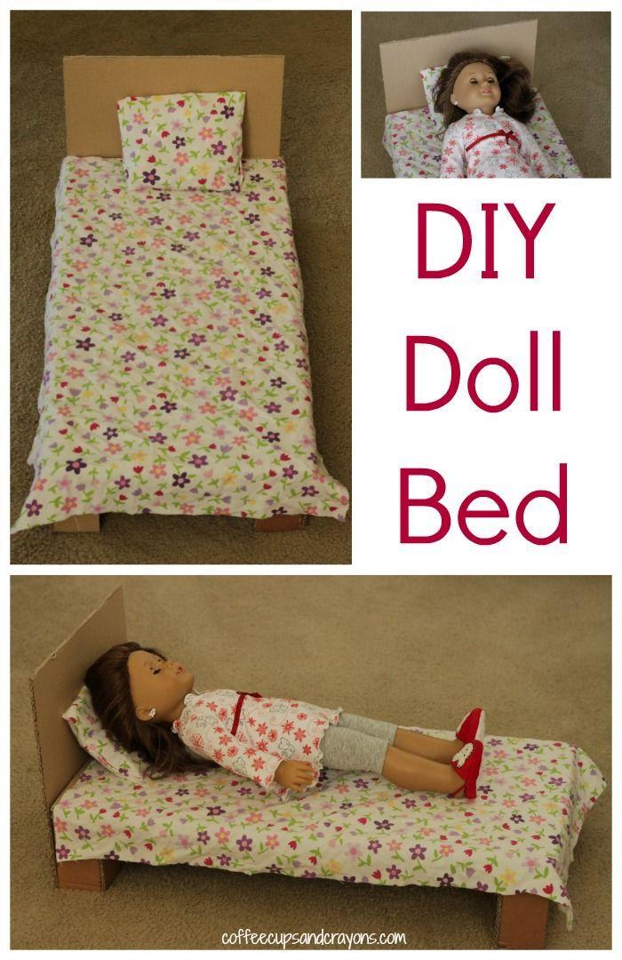 Diy american girl doll furniture pinterest woodworking for American girl diy crafts