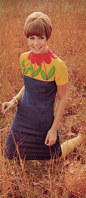 1960's, I had a very similar dress
