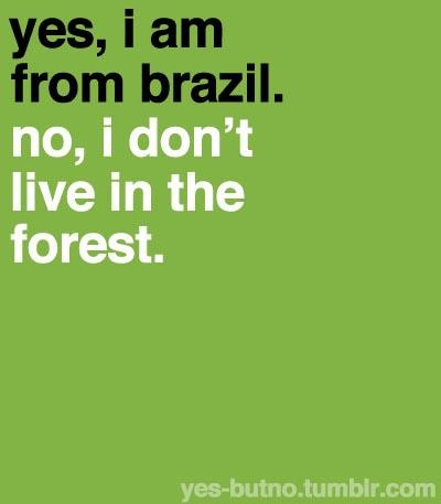 Yes, I live in the forest ♡