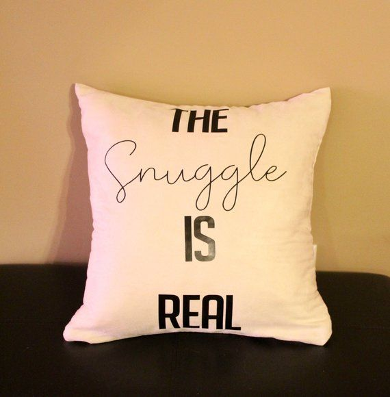Double or Single Sided Throw Pillow