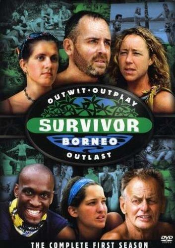 Jeff Probst & Rob Mariano - Survivor - The Complete First Season
