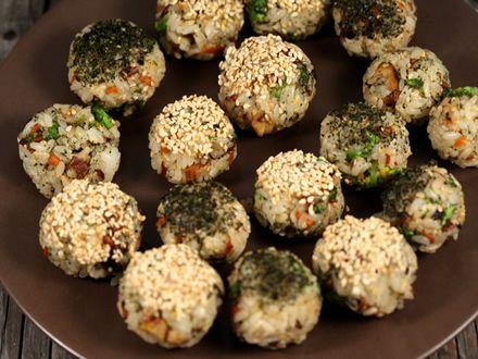 Bulete+de+orez+cu+legume+si+susan