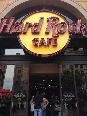 8 Reasons To Visit Joburg's Hard Rock Café.