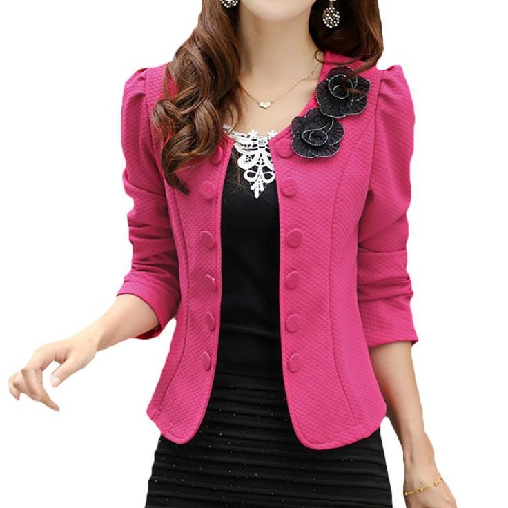 2017 Double Breasted Floral Blazer Women Suits Elegant Suit Jacket Casual Blaser Plus Size Cape Blazer Mujer Black Pink White     Buy Now for $26.49 (DISCOUNT Price). INSTANT Shipping Worldwide.     Buy one here---> https://innrechmarket.com/index.php/product/2017-double-breasted-floral-blazer-women-suits-elegant-suit-jacket-casual-blaser-plus-size-cape-blazer-mujer-black-pink-white/    #hashtag1