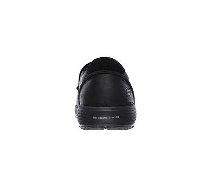 Skechers Men's Venick Perlo Memory Foam Slip On Shoes (Black)