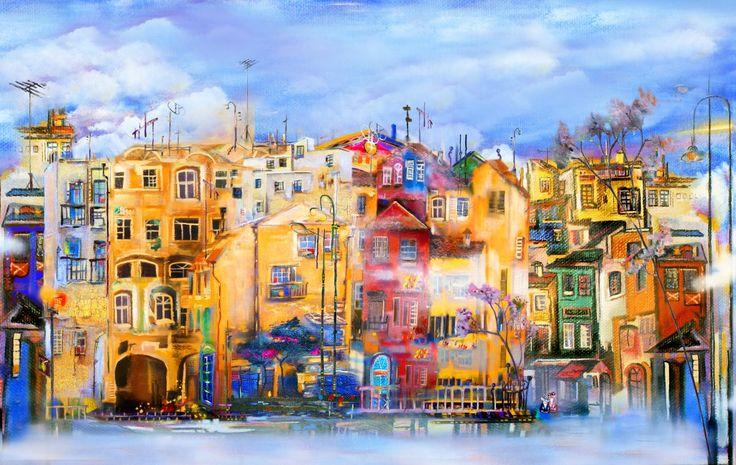 City Mood jigsaw puzzle