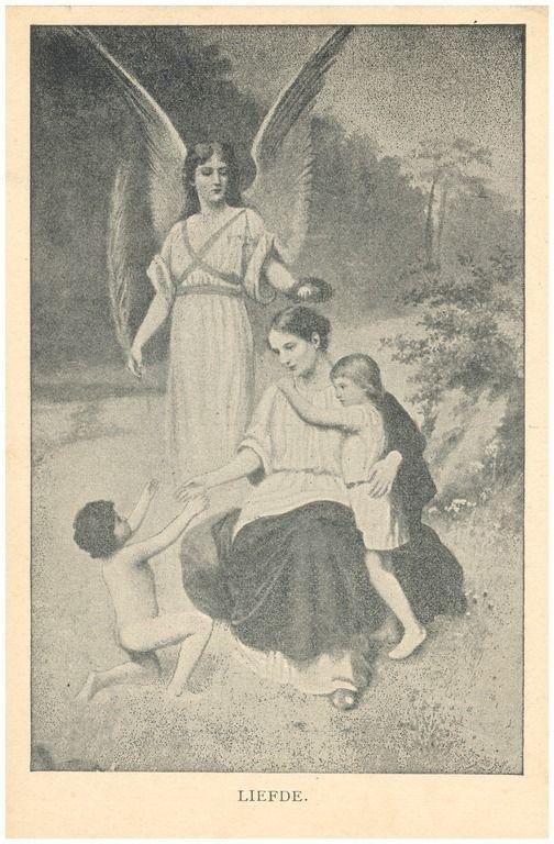 18498 Vrije religieuze afbeelding : het spelen met en om... | Zoek resultaat | Fotohistorisch
