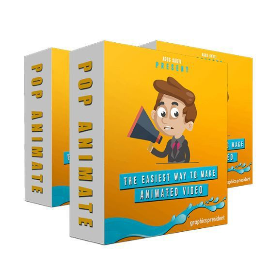 POP Animated Review  Incredible Software To Create Professional Looking Animated Videos With No Design Animation Skills & Experience Needed