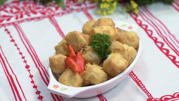 Tahu Goreng Krispi Resep Resep Resep Masakan Indonesia Makanan Resep Makanan