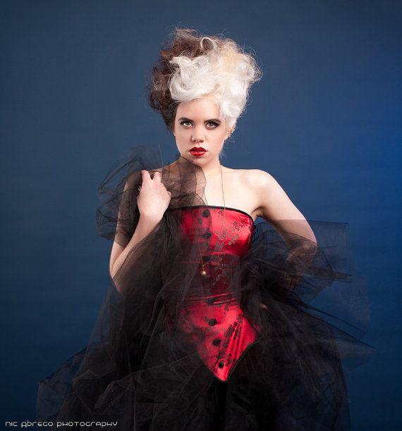 Ballerina Tulle Petticoat Gothic Lolita by KMKDesignsllc on Etsy, $75.00