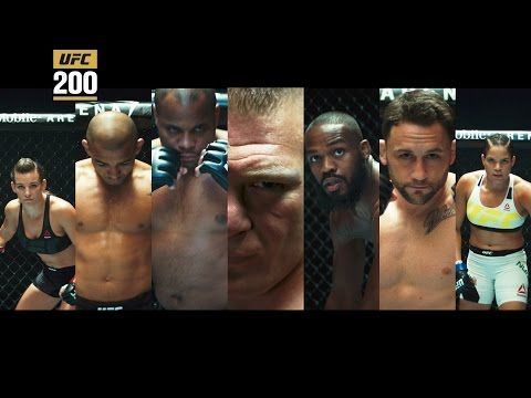 UFC (Ultimate Fighting Championship): UFC 200: Cormier vs Jones 2 - It's Time