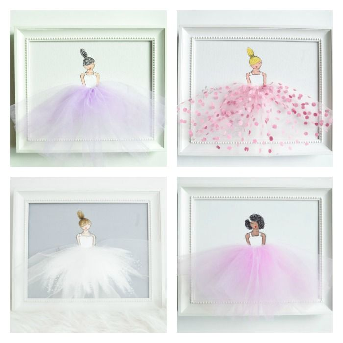 Beautiful Ballerina Decor By Shenasi Concept
