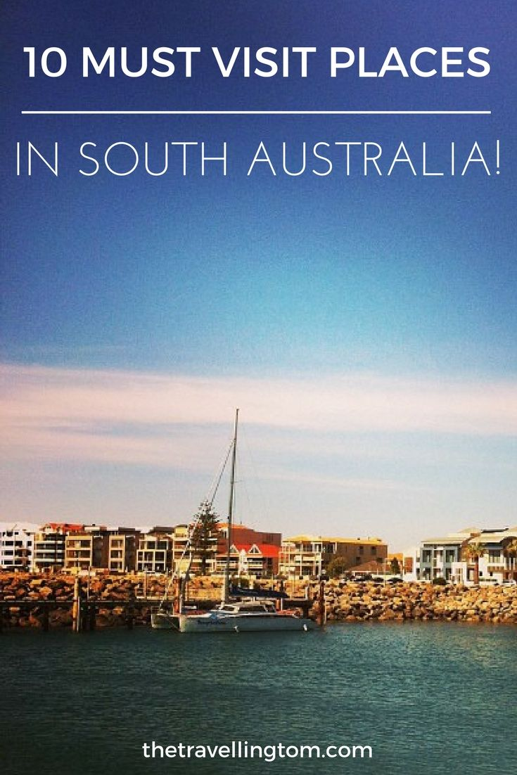 Travelling South Australia is something that often gets neglected during an Australian itinerary! I find this crazy as there's plenty of great places to visit in South Australia! From the cosmopolitan capital Adelaide to the weird town Coober Pedy in the outback, there's a lot of interesting and diverse places to see in South Australia!