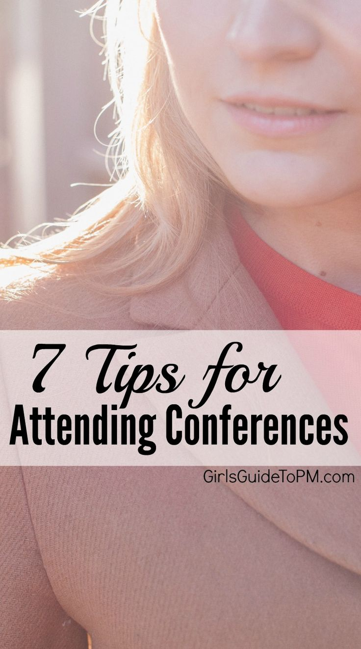 Get the most out of your investment in attending a conference by preparing in advance with these 7 great tips.