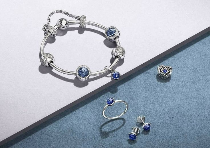 Gift someone you love with blue sapphire! September's birthstone color symbolizes faith, truth and feminine wisdom