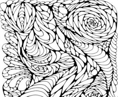 fantasy coloring pages for teens - photo#28