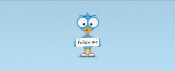 Follow Me Bird » Backgrounds Photoshop | King Of PSD