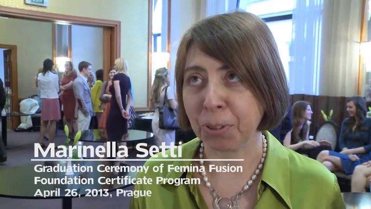 GIFEW Woman Leadership Program Testimonial by Marinella