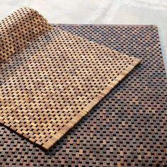 Wood Block Rug, West Elm. Naturally Resistant To Mildew, Itu0027s Suitable For  Outdoor